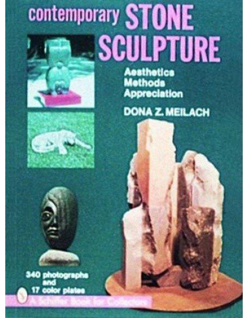 Schiffer Publishing Contemporary Stone Sculpture Meilach Book