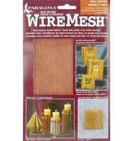 Amaco Copper Fabric 16''x20'' 1 Sheet Wireform