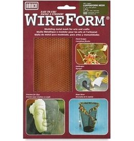 Amaco, Inc. Copperform Mesh 16''x20'' 1 Sheet Wireform