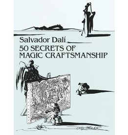 Dali 50 Secrets of Magic Craftmanship Book