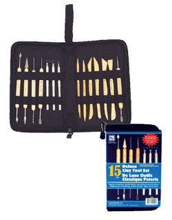 Deluxe Clay Tool 14pc Set