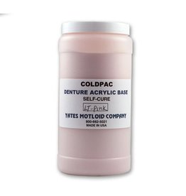 Dental Acrylic Powder Pink 2oz