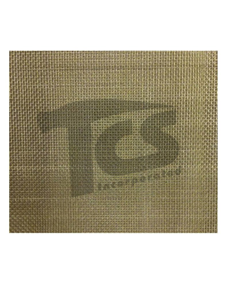 Amaco, Inc. Designers Mesh Brass 16''x20'' 2 Sheets Wireform