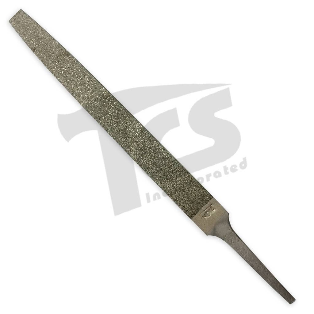 Diamond Hand File 6'' 100 Grit