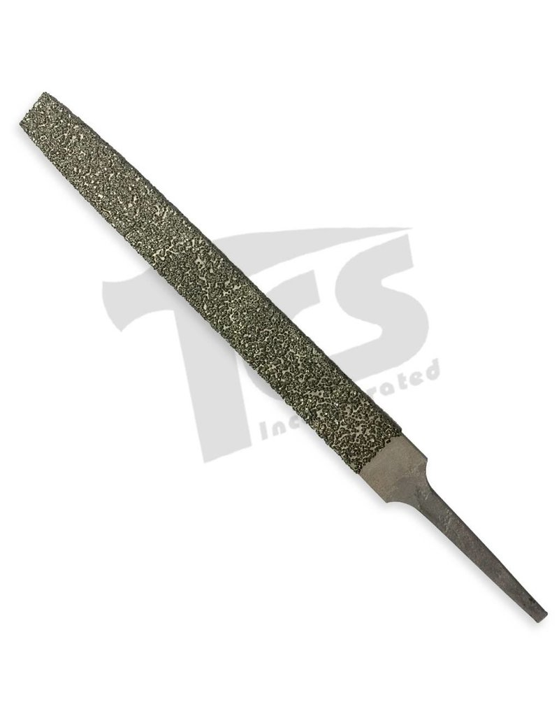 Diamond Hand File 6'' 30 Grit