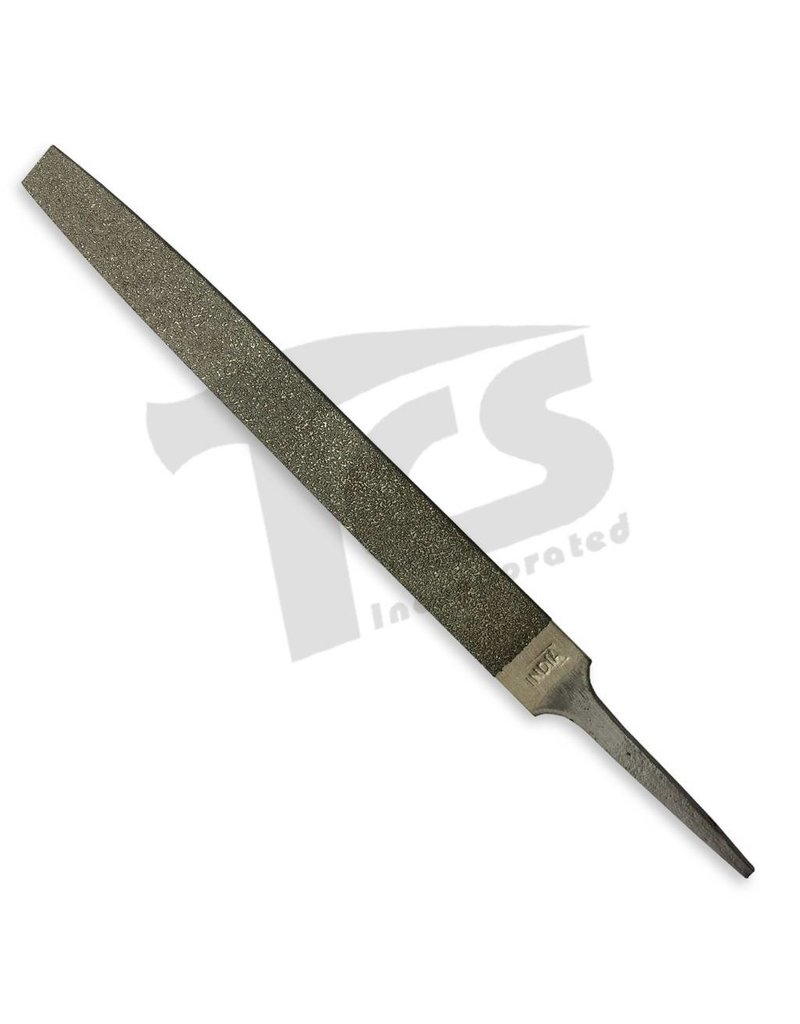 Diamond Hand File 6'' 60 Grit
