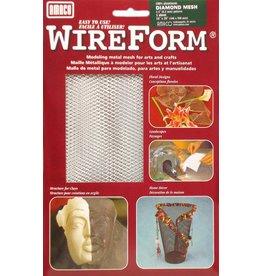Amaco Diamond Mesh 16''x20'' 1 Sheet Wireform