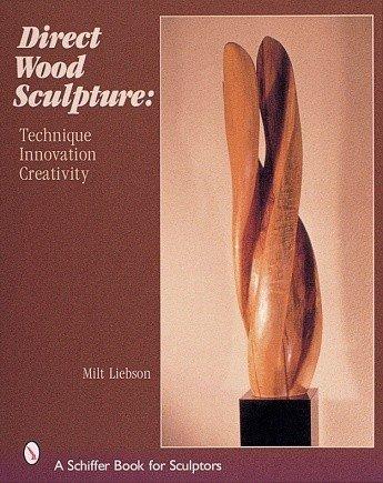 Schiffer Publishing Direct Wood Sculpture Book