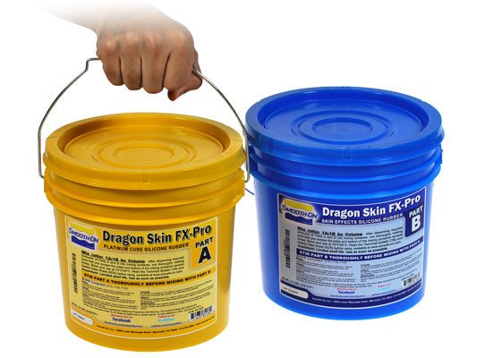 Smooth-On Dragon Skin FX Pro (2 Gallon Kit)