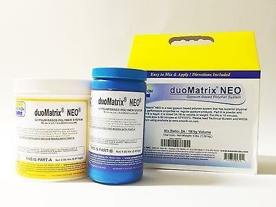 Smooth-On duo Matrix Neo Trial Kit