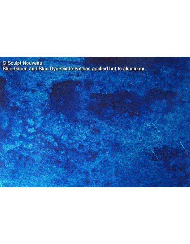 Sculpt Nouveau Dye Oxide Blue-Green 8oz