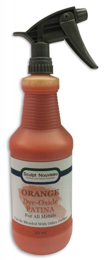 Sculpt Nouveau Dye Oxide Orange 32oz