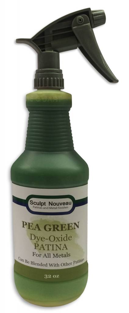 Sculpt Nouveau Dye Oxide Pea Green 32oz