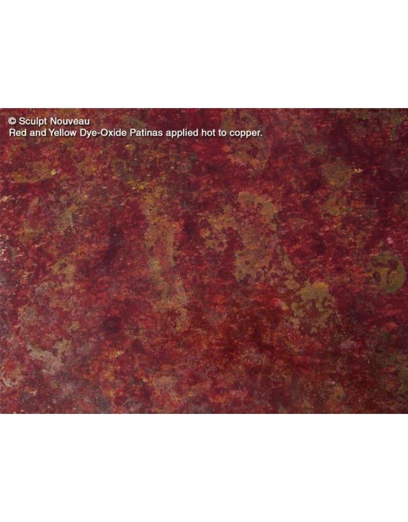 Sculpt Nouveau Dye Oxide Red 8oz