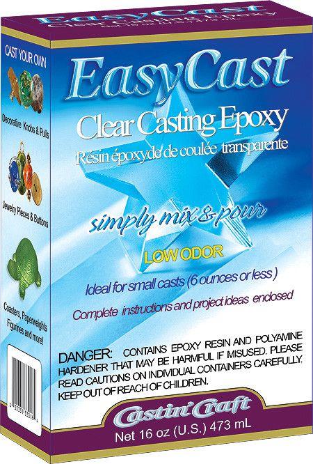 ETI Easycast Resin 16oz Kit