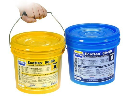 Smooth-On Ecoflex 00-30 2 Gallon Kit