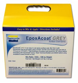 Smooth-On EpoxAcoat Grey Trial Kit