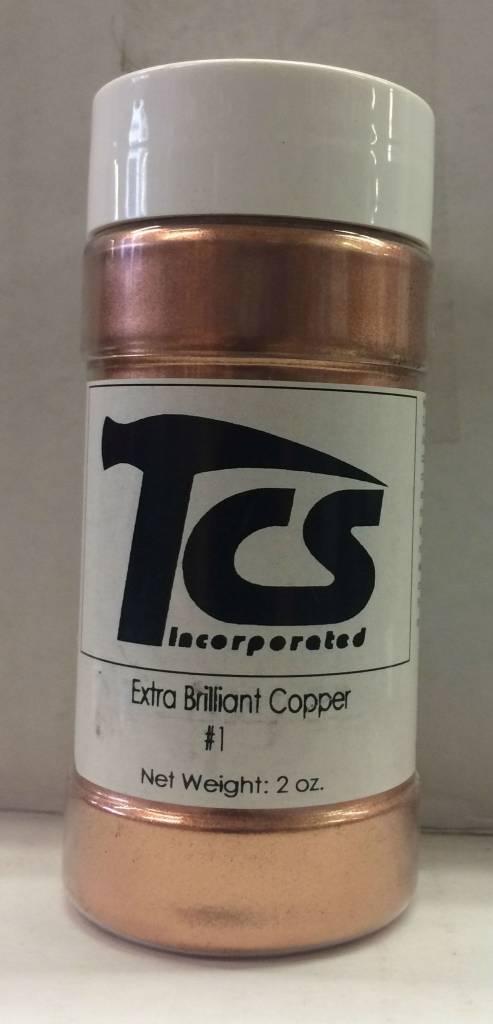 #1 Extra Brilliant Copper Mica 2oz