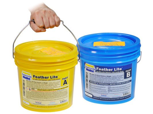 Smooth-On Feather Lite 2 Gallon Kit