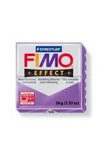 Fimo Soft Transparent Purple #604 2oz