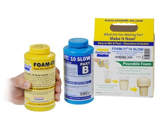 Smooth-On Foam-iT 10 Slow Trial Kit (2lbs) Special Order