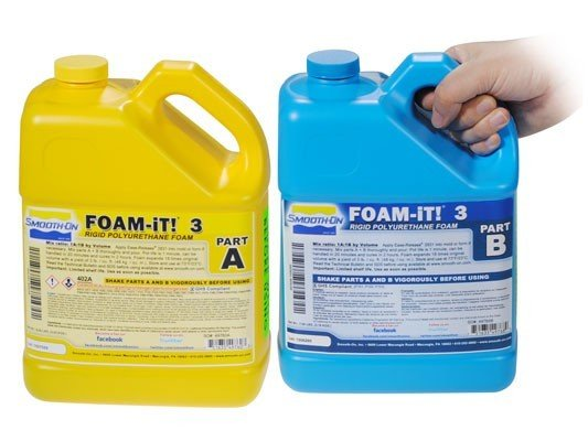 Smooth-On Foam-iT 3 (2 Gallon Kit 15lbs)