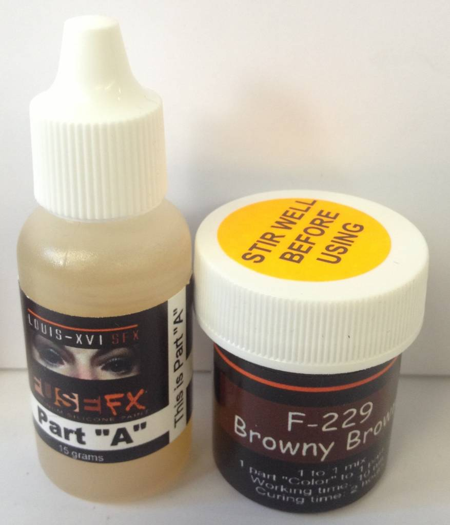 FUSEFX FuseFX Browny Brown 1oz Kit F-229