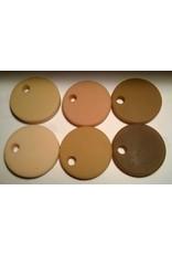 silicone art materials Silicone Dispersion 3rd Degree Pink Blush 1oz