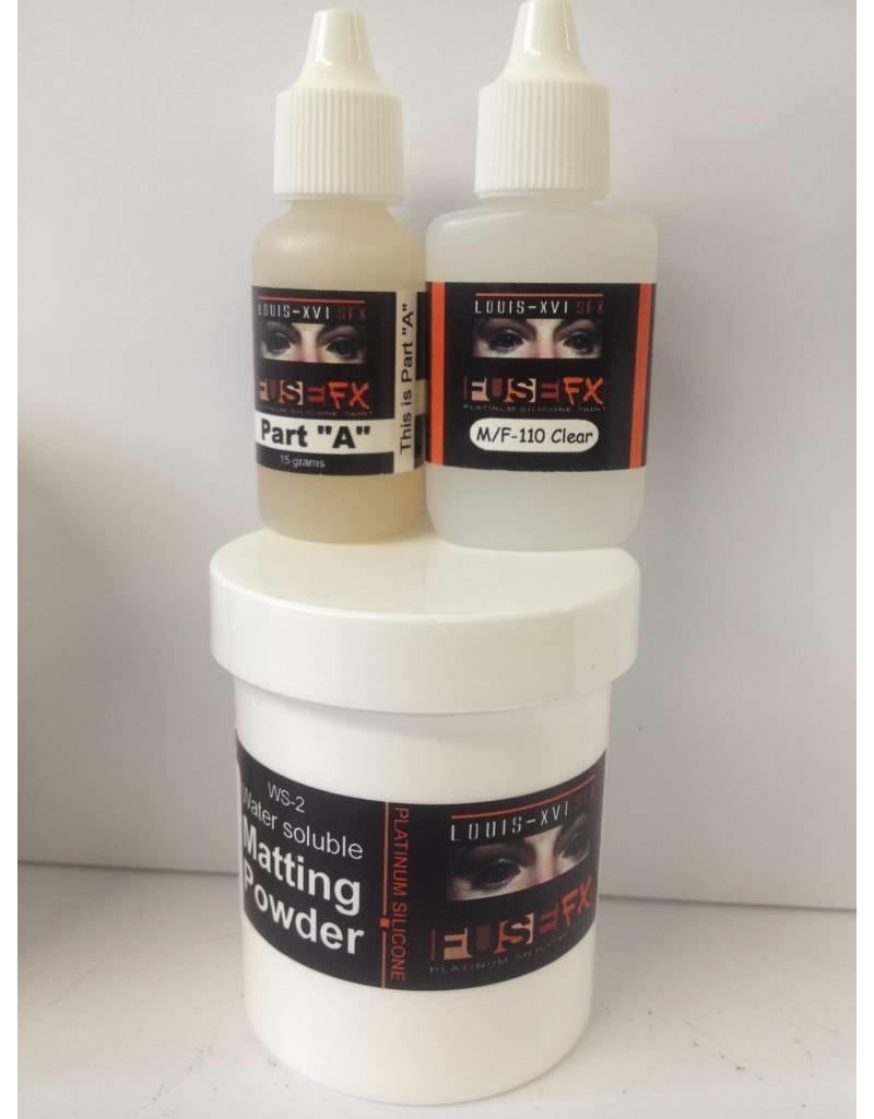 FUSEFX FuseFX Small Matting Powder Kit WSK-2