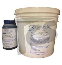 Silicones Inc. GI-1000 Gallon Kit (10lbs)