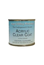 Sepp Leaf Gilding Acrylic Clear Coat 4oz