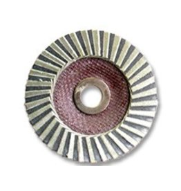 MOP 4'' Diamond Lapping Wheel 100Grit (5/8'' Arbor)