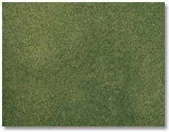 Woodland Scenics Green Grass Roll 25'' x 33''