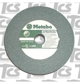 "Metabo Green Wheel 8""x1"" 80 Grit Metabo Silicone Carbide"
