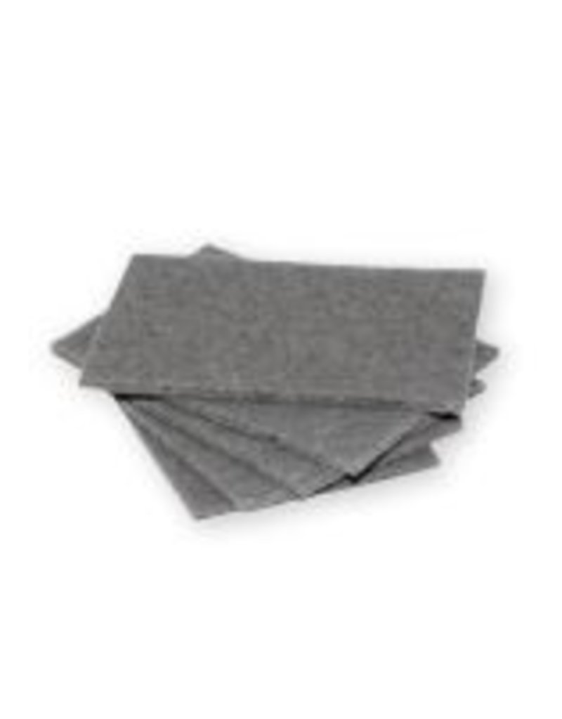 Gray Ultra Fine Scotch Brite Hand Pad