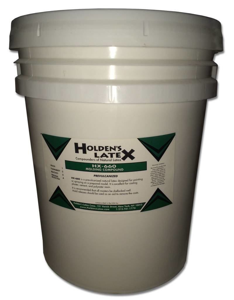 Holden's Latex Latex HX-660 5 Gallon