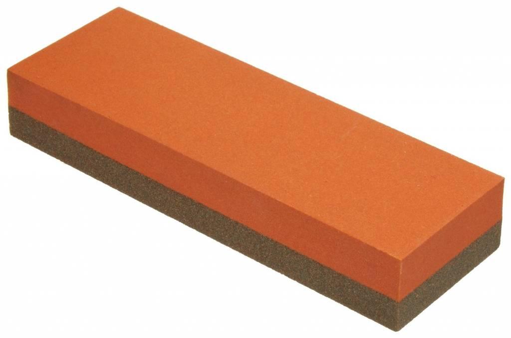 India Combo Sharpening Stone 6''x2''x1''