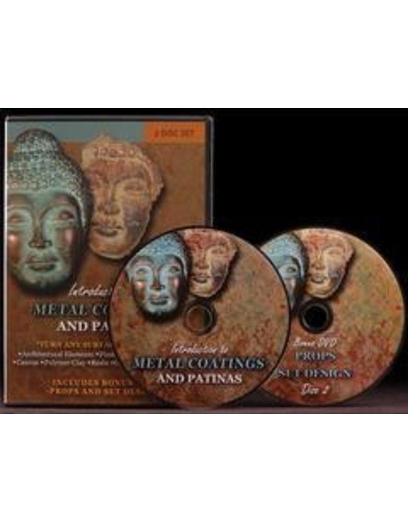 Sculpt Nouveau Intro to Metal Coatings DVD
