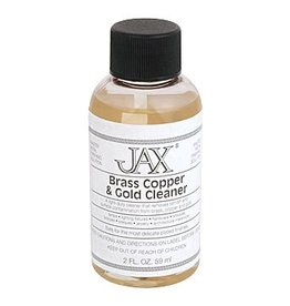 Jax Chemical Company Jax Brass, Copper & Gold Cleaner 2oz