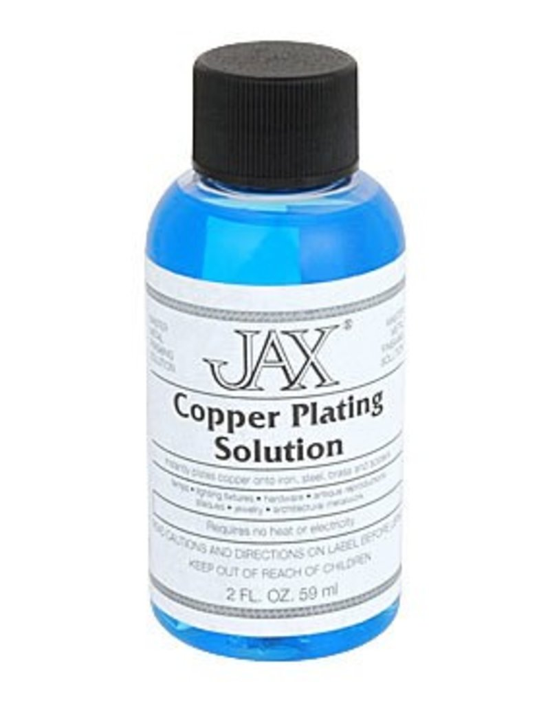 Jax Chemical Company Jax Copper Plating Solution 2oz