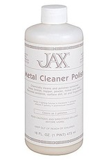 Jax Chemical Company Jax Metal Cleaner And Polish Pint