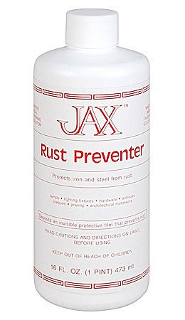 Jax Chemical Company Jax Rust Preventer Pint