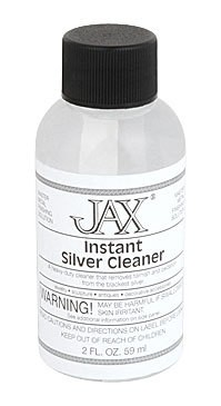 Jax Chemical Company Jax Instant Silver Cleaner 2oz