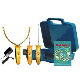 Hot Wire Foam Factory K05 Crafters Deluxe 3-in-1 Kit (Sculpting Tool, Hotknife & Engraver)