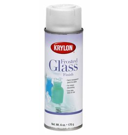 Krylon Krylon Frosted Glass Spray 6oz Spray Can 9040