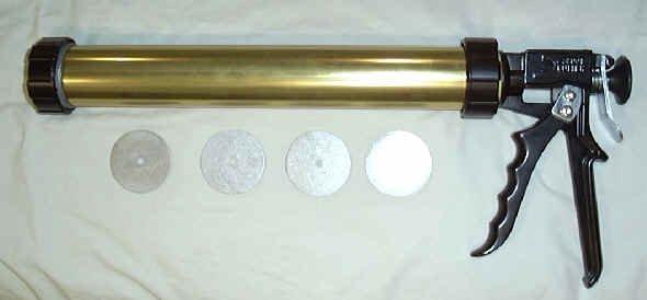 Large Clay Gun