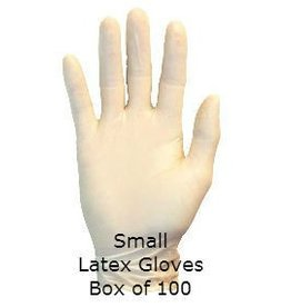 Latex Gloves Small Box