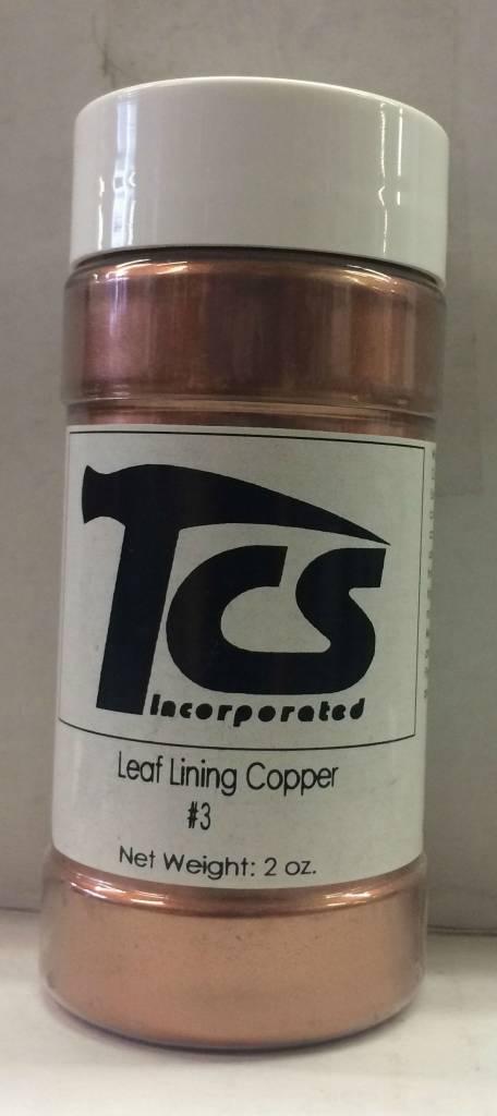 Leaf Lining Copper Mica 2oz