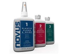 novus Novus Polish Set 8oz With Cloths