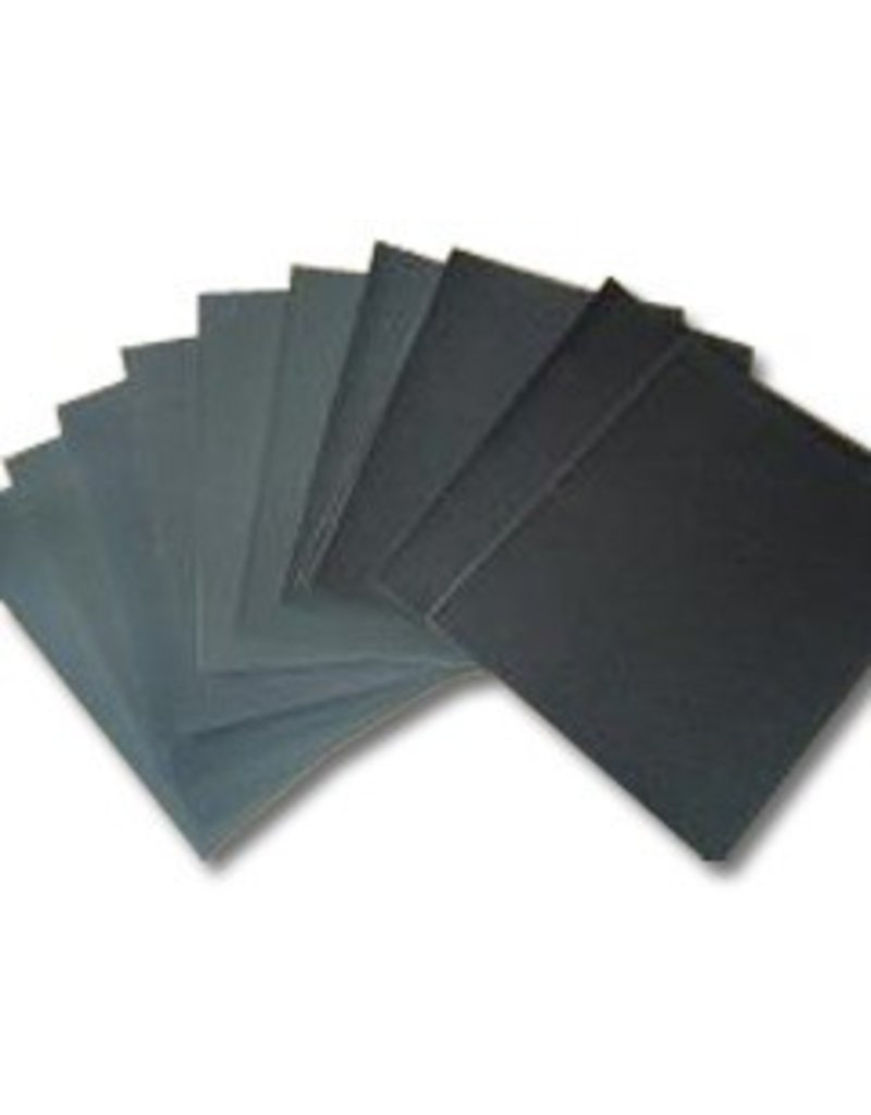 Silicon Carbide Sandpaper 320 Grit